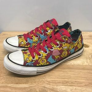 Converse Chuck Taylor All Star The Simpsons Unisex